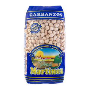 garbanzo blanco cabeza