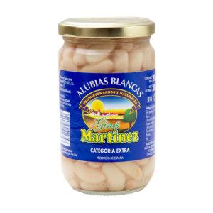 cocidas alubias blancas 500g