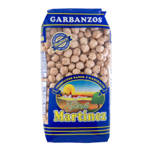 garbanzo castellano 500g